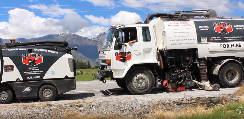 Case Study: Central Otago Machinery Services, Arrowtown