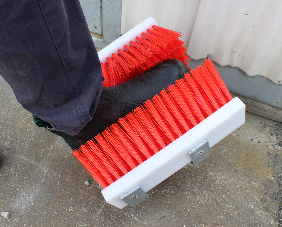 Boot Cleaners - Keep unwanted dirt outside