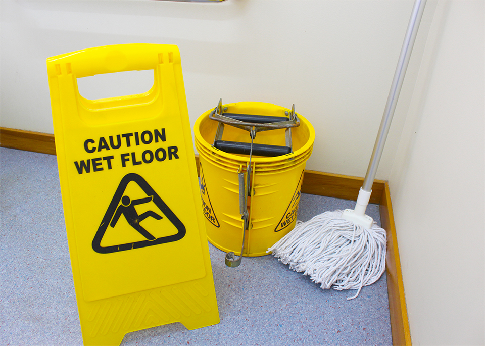 Mops, Buckets, Scoops and Squeegees - Janitorial and Cleaning Supplies