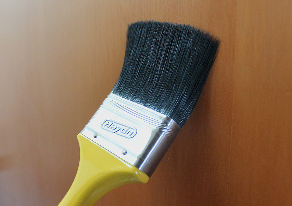 Paint Brushes - For large to little jobs