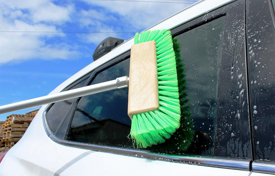 Wash Brushes - Designed for use on sensitive surfaces