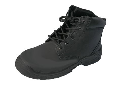 Safety Lace Up Boots