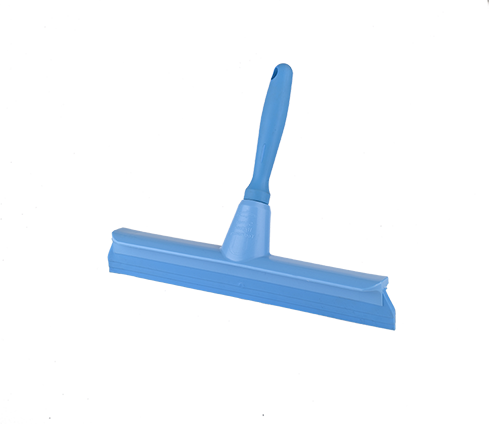 Ultra Hygienic Single Blade Hand Squeegee