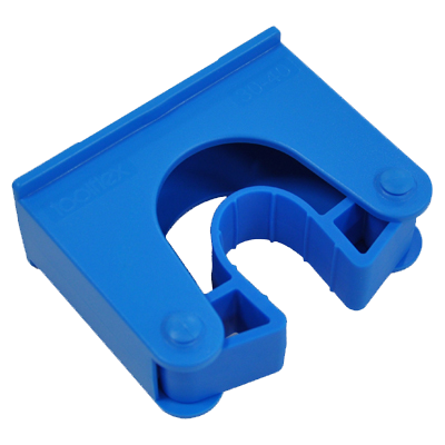 Wall Rail Clip 25-35mm