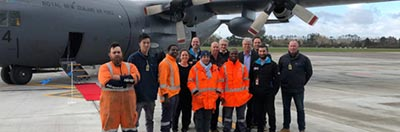 Industrial, Contracting and Trade Related News: Major Collaboration at Whenuapai